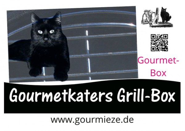 Gourmetkaters Grill-Box