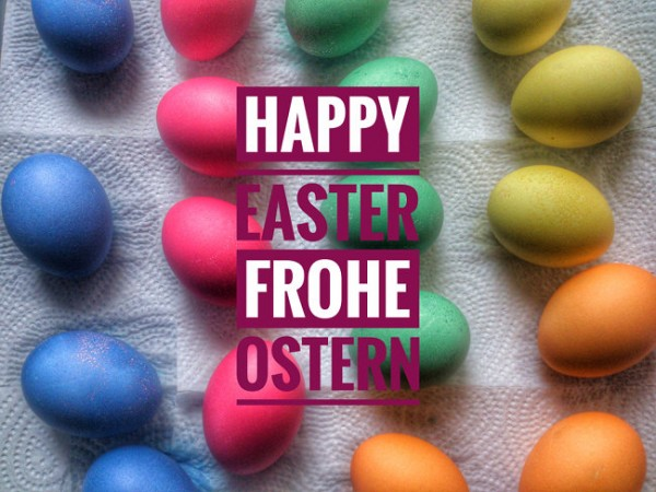 Frohe Ostern Gourmet-Box
